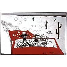 Póster 'Miedo y asco en Las Vegas', de Ralph Steadman, Tamaño: 91 x 61 cm