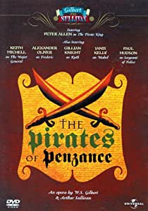 The Pirates of Penzance [DVD] [1982]