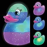 Badeente Dekolampe mit Farbwechsel - Dekolicht Nachtlicht Ente Dekoleuchte mit Farbwechsel - Standlicht