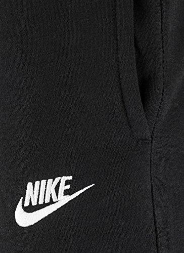 Nike–T-shirt de football en salle pour homme, taille m, rouge/blanc Noir / blanc