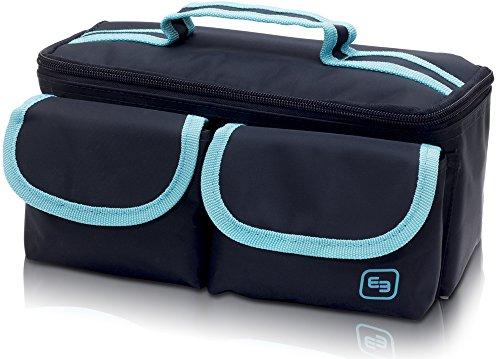 Preisvergleich Produktbild ELITE BAGS ROW´S Labortasche mit Probenhalter für max. 36 Röhrchen (26 x 12 x 12cm) inkl. Kühlelement!