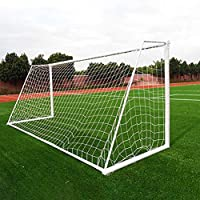 Aoneky Replacement 12 x 6 Football Net for Kids - NOT Include POSTS (12 x 6 Ft - 2 mm Cord)