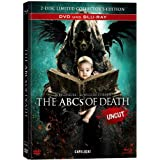 The ABCs of Death (2012) [Blu-ray]