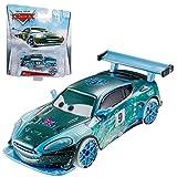 Mattel Modelle Auswahl Ice Racers | Disney Cars | Cast 1:55 Fahrzeuge Auto, Typ:Nigel Gearsley
