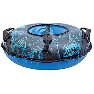 Tyanitolkai Aufblasbarer Rodel, Tubing 65 sm City Blue
