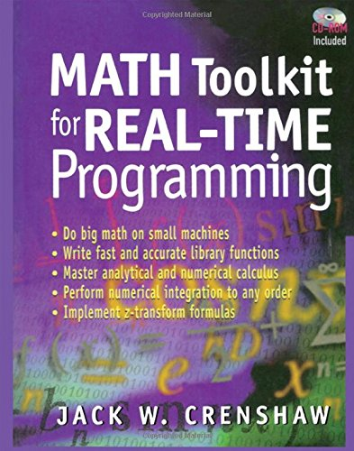 Math Toolkit for Real-Time Programming por Jack Crenshaw