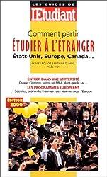 Comment partir étudier à l'étranger, édition 2000