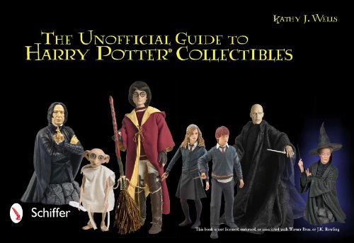 The Unofficial Guide to Harry Potter (R) Collectibles: Action Figures, Mini Busts, Statuettes, & Dolls (Harry-potter-katalog)
