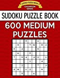 Sudoku Puzzle Book, 600 MEDIUM Puzzles: Single Difficulty Level For No Wasted Puzzles: Volume 18 (Sudoku Puzzle Books Champion Series)