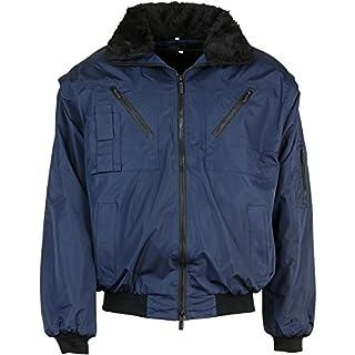 Asatex 174P XXL 20 Prevent Trend Line Pilot's Jacket, Navy Blue, 2X-Large