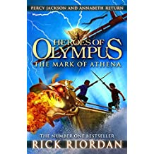 The Mark of Athena (Heroes of Olympus Book 3) by Rick Riordan (2013-10-03)