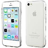 iProtect Schutzhülle iPhone 5c Hülle soft matt transparent