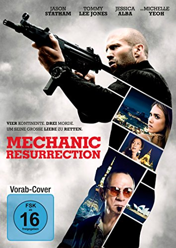 Coverbild: The Mechanic: Resurrection