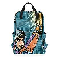 ✈Les sacs à dos KASINGA Casual sont légers et confortables. Transportez facilement les livres, les devoirs et les fournitures scolaires nécessaires de la maison ou du dortoir à la salle de classe. Il peut être utilisé comme sac de voyage lorsque vous...