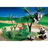 Playmobil Wild Life Park (Zoo) Panda Family