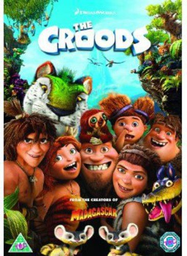 The Croods [DVD]...