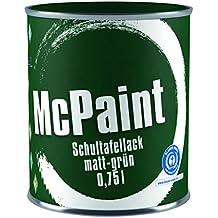 McPaint j120793m Vernis, vert, 0,750L