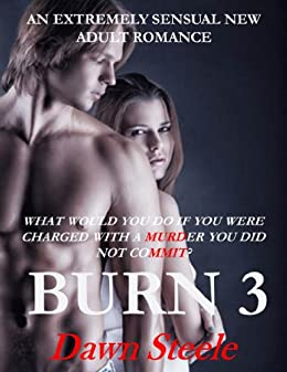 Burn 3: An Extremely Sensual New Adult Romance by [Steele, Dawn]