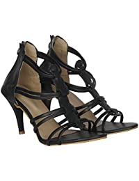 MISTO VAGON WOMEN AND GIRLS HIGH HEELS SANDALS PARTY WEAR SANDALS HIGH HEELS SLIPPERS HIGH HEELS FORMAL SANDALS...