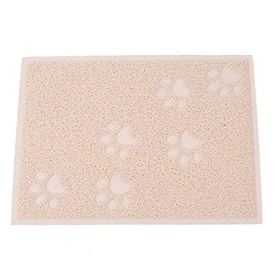 AntEuro Cat Litter Mat for Cat Litter Boxes - 30 x 40 CM