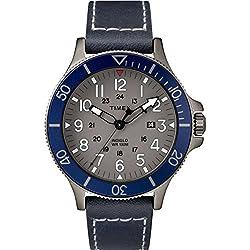 Timex Indiglo Allied Piel tw2r45900