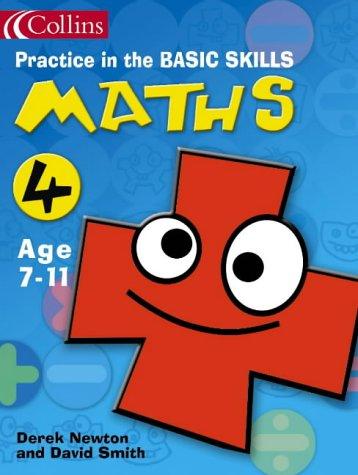 Practice in the Basic Skills (9) – Maths Book 4: Maths Bk.4