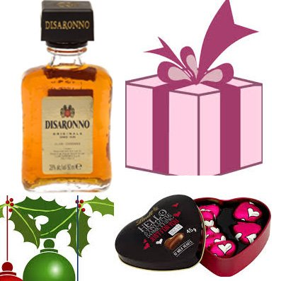 the-ultimate-disaronno-miniature-stocking-filler-by-moreton-gifts