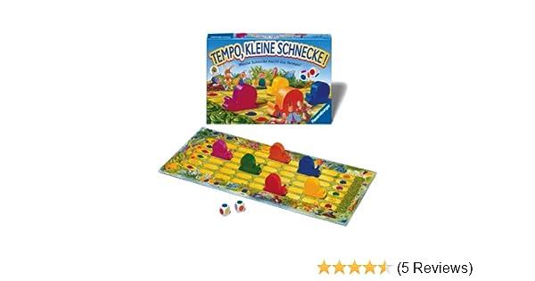 Tempo, kleine Schnecke: Amazon.de: Spielzeug