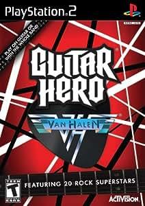 Guitar Hero Van Halen - PlayStation 2 by Activision