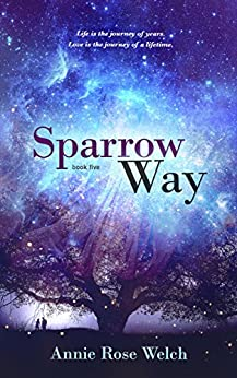 Sparrow Way (Saving Angels Book 5) by [Welch, Annie Rose]
