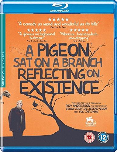 Bild von A Pigeon Sat on a Branch Reflecting on Existence [Blu-ray] [UK Import]