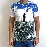 Imaginary Foundation - Herren T-Shirt - Reach (L, weiß)
