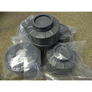 5er Set Ersatzfilter M11 für Gasmaske M9A1 Maskenfilter Schutzmaskenfilter