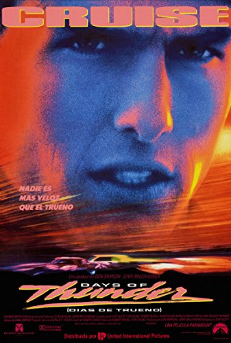 Días de trueno (Days of thunder) [Blu-ray] 51RSKuoFvdL