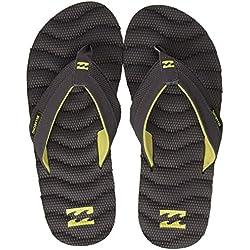 Billabong Dunes Impact, Zapatos de Playa y Piscina para Hombre, Negro (Char 2061), 44 EU