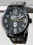 Fliegeruhr 60 Jahre LTG Huey Chronograph Armbanduhr Hubschrauber Herren Uhr OVP