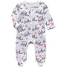 d7fdc72621 Amazon.es  pijamas bebé recién nacido