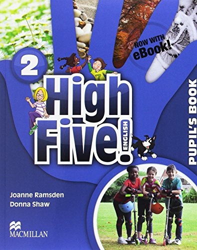 HIGH FIVE! 2 Pb (ebook) Pk por Donna Shaw