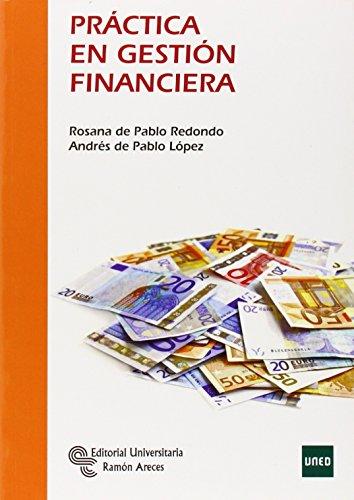 Portada del libro Práctica en gestión financiera (Manuales)