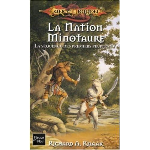 La séquence des premiers peuples, Tome 4 : La Nation Minotaure