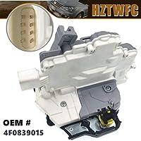 HZTWFC 4F0839015 Actuador de Cerradura de Puerta Trasera Izquierda 4F0 839 015