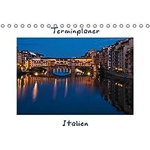 Italien, Terminplaner (Tischkalender 2018 DIN A5 quer): Der Fotograf Gunter Kirsch zeigt bekannte und weniger bekannte Impressionen aus dem ... 14 Seiten ) (CALVENDO Orte)
