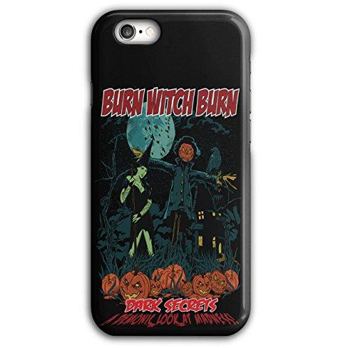 Halloween 6 Iphone Kostüm (Brennen Hexe Sexy Halloween Dunkel Geheimnis iPhone 6 Plus / 6S Plus Hülle |)