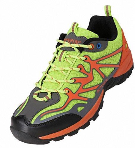 Ben Sports Vêtements de sport de Homme Camping et randonnée Chaussures Homme Femme vert