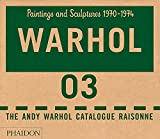 eBook Gratis da Scaricare The Andy Warhol catalogue raisonne Ediz illustrata 3 (PDF,EPUB,MOBI) Online Italiano