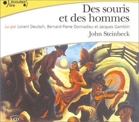 Des souris et des hommes (coffret 3 CD)