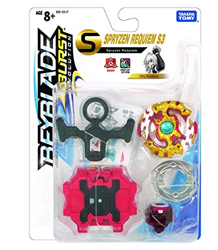 Beyblade Burst Evolution Spryzen Requiem S3/ Legend Spryzen S3 ( Assortment )