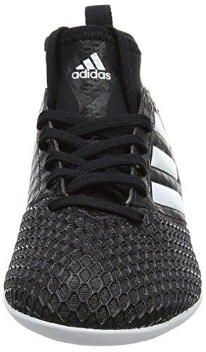 adidas Unisex-Kinder Ace 17.3 in Fußballschuhe Schwarz (Core Black/ftwr White/core Black)