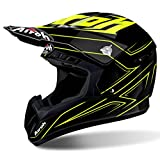 CASCO HELMET CROSS SWITCH SPACER YELLOW AIROH TG M