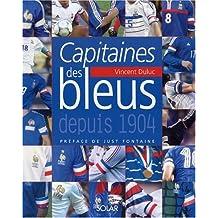 Capitaine des Bleus